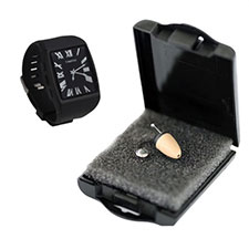 Spy Long Range Bluetooth Watch With Earpiece