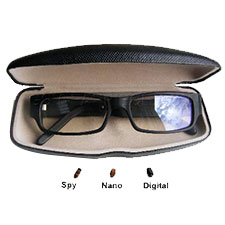 Spy Bluetooth Glasses Earpiece Set