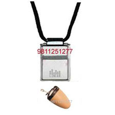 Spy Bluetooth Locket Earpiece Set